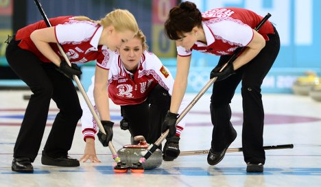 Russian curlers