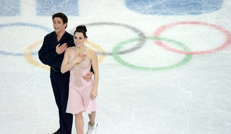Тесса Виртью - Скотт Моир / Tessa VIRTUE - Scott MOIR CAN - Страница 5 726342509
