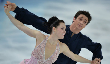 Тесса Виртью - Скотт Моир / Tessa VIRTUE - Scott MOIR CAN - Страница 5 726525267