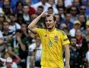 Полузащитник сборной Украины Роман Зозуля