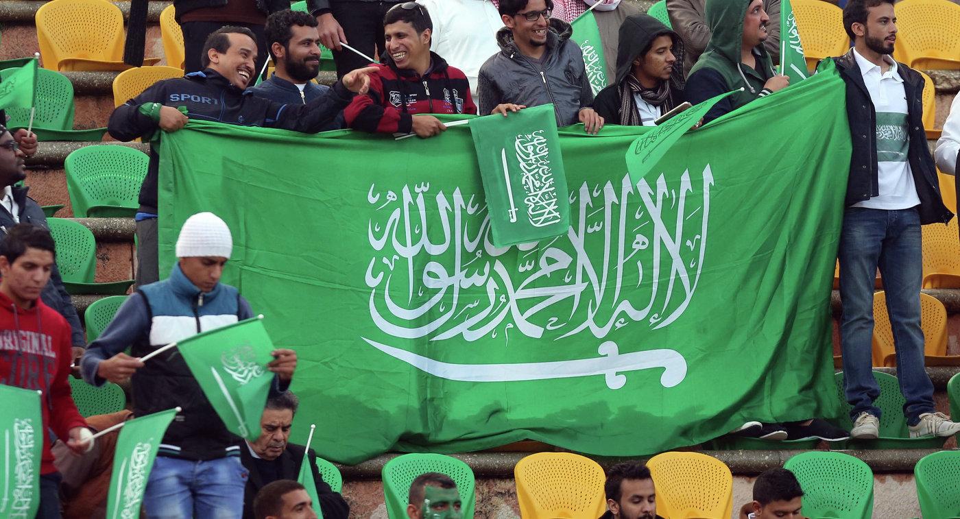 Женщины изСаудовской Аравии впервый раз посетят футбольный матч