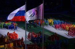 Закрытие XI зимних Паралимпийских игр в Сочи