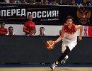 Защитник сборной России Алексей Швед