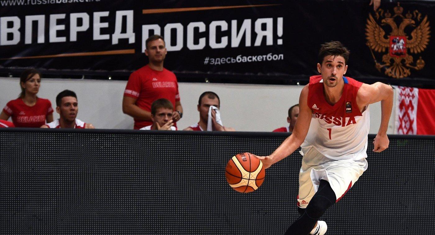 Баскетболист Швед несыграет засборную РФ  натурнире вКазани