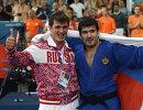 Тагир Хайбулаев (справа) и Хасанби Таов