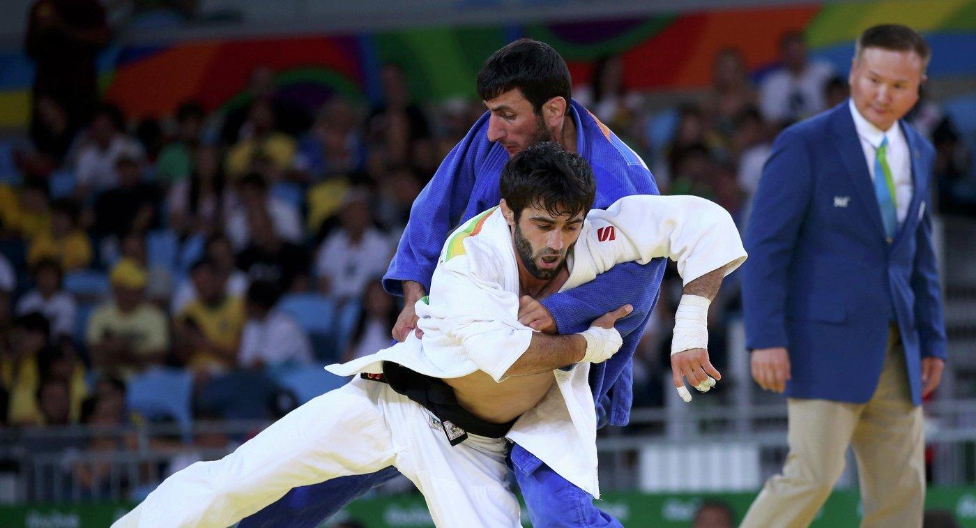 Чемпионат Европы подзюдо вТель-Авиве: Таль Фликер завоевал бронзовую медаль