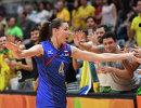 Волейболистка сборной России Ирина Заряжко