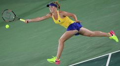 Украинская теннисистка Элина Свитолина