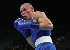 Российский боксер Владимир Никитин
