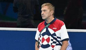 Главный тренер сборной России по плаванию Сергей Колмогоров