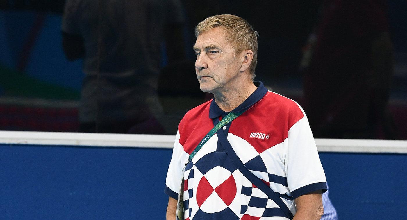 Сергей Колмогоров ушел споста основного тренера сборной Российской Федерации поплаванию