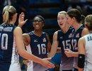 Волейболистки сборной США