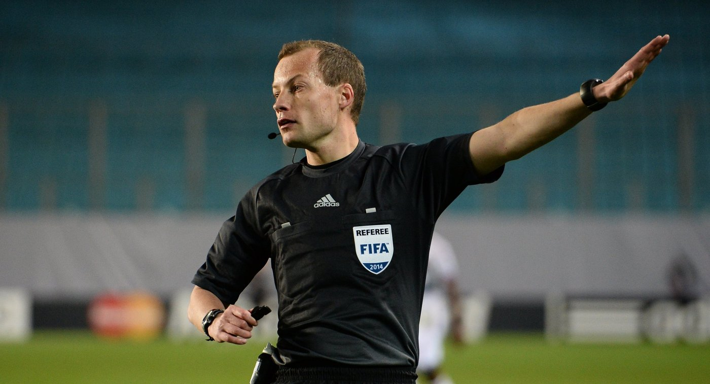 Назначен арбитр наматч Лиги чемпионов «Спартак»— «Марибор»
