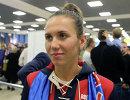 Капитан сборной России по плаванию Анастасия Фесикова