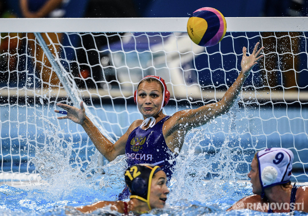 игры горячих водное поло на олимпийских играх 2016 россия испания собрали