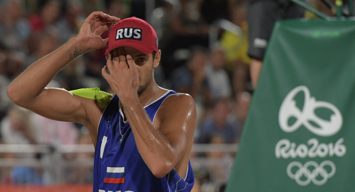 Красильников иЛямин вышли вфинал этапа Мирового тура попляжному волейболу