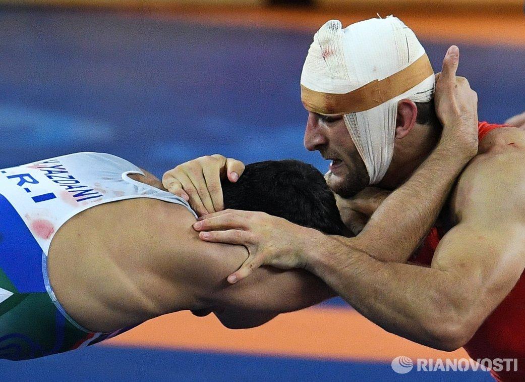 Аниуар Гедуев (справа) и Хасан Яздани