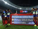 Женская сборная США по легкой атлетике