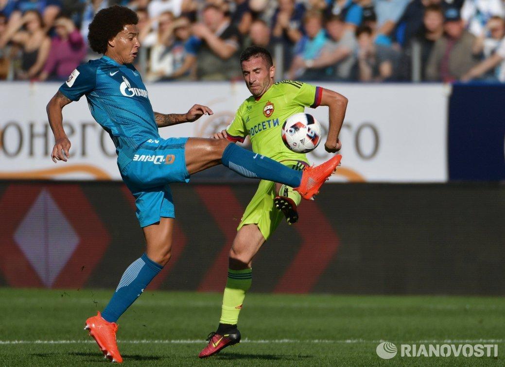 Турнирная таблица чемпионата России по футболу Премьер