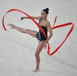 Правила для групповах упражнений в художественной гимнастике