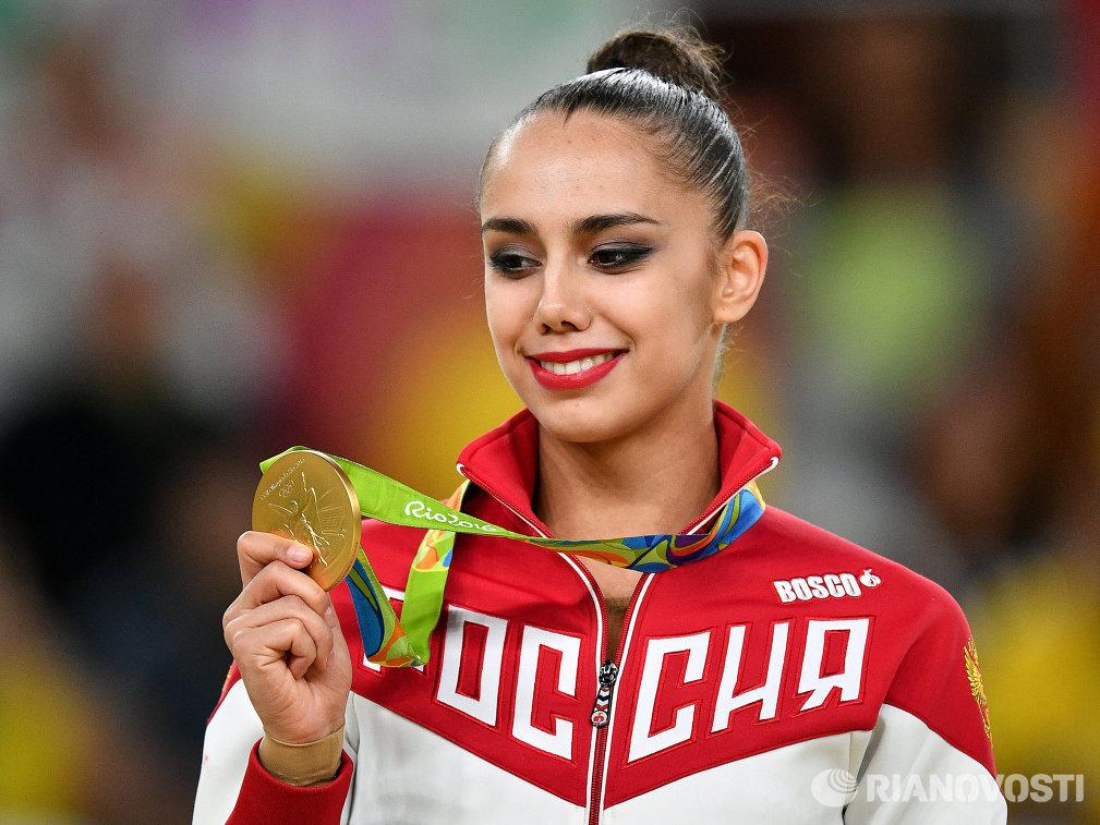 Русская гимнастка Маргарита Мамун завершила карьеру