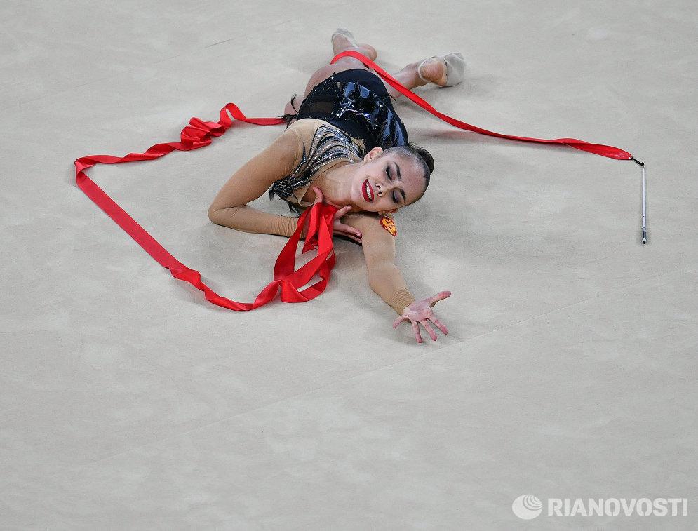 Чемпионка ОИ-2016 похудожественной гимнастике Маргарита Мамун завершила карьеру