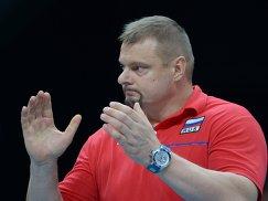 Главный тренер мужской сборной России по волейболу Владимир Алекно