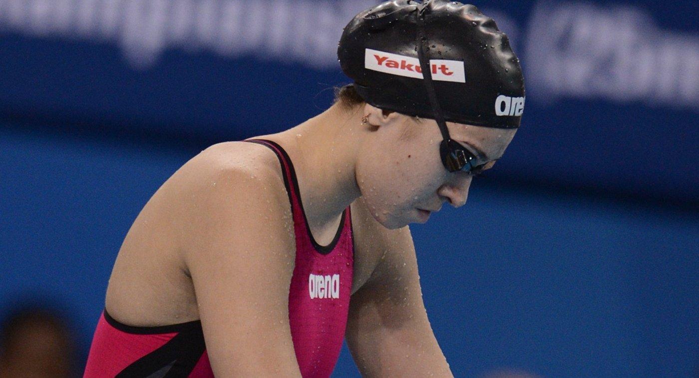 Виктория Андреева стала чемпионкой РФ вплавании надистанции 200м комплексом