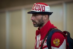 Волейболист Сергей Тетюхин