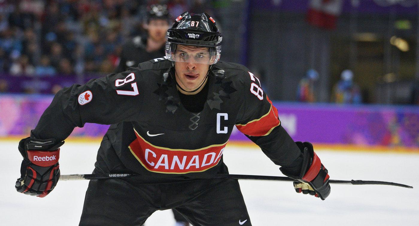 Финал Кубка мира по хоккею 2016 Канада – Европа 28 и 30 сентября 2016