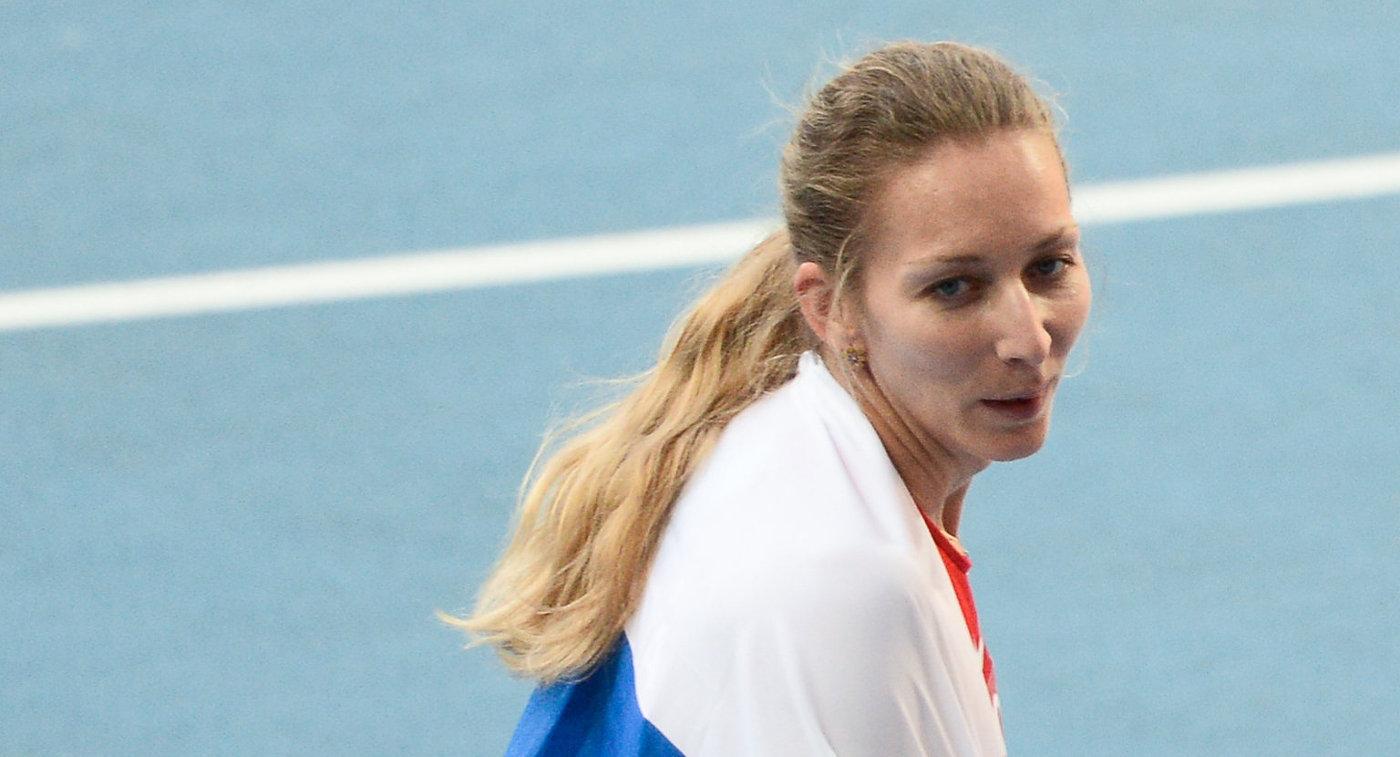 Российская спортсменка Татьяна Фирова