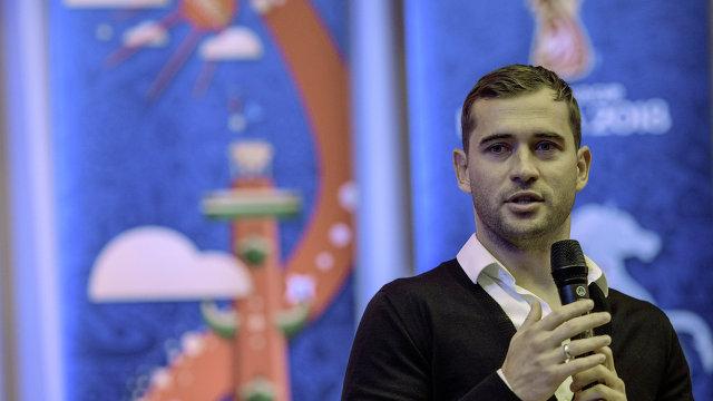 Нападающий ФК Зенит Александр Кержаков