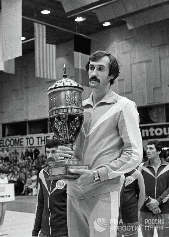 Капитан сборной команды Москвы по баскетболу Сергей Белов. Архивное фото