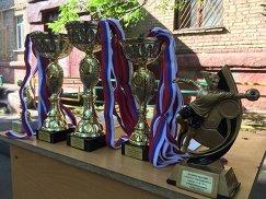 Памятные призы, медали и кубки турнира