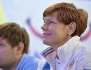 Старший тренер сборной России по фехтованию на колясках Елена Белкина