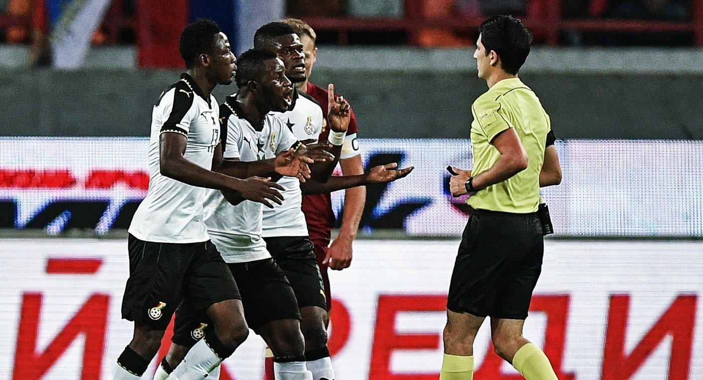 Правительство Ганы распустило национальную футбольную федерацию из-за фильма окоррупции