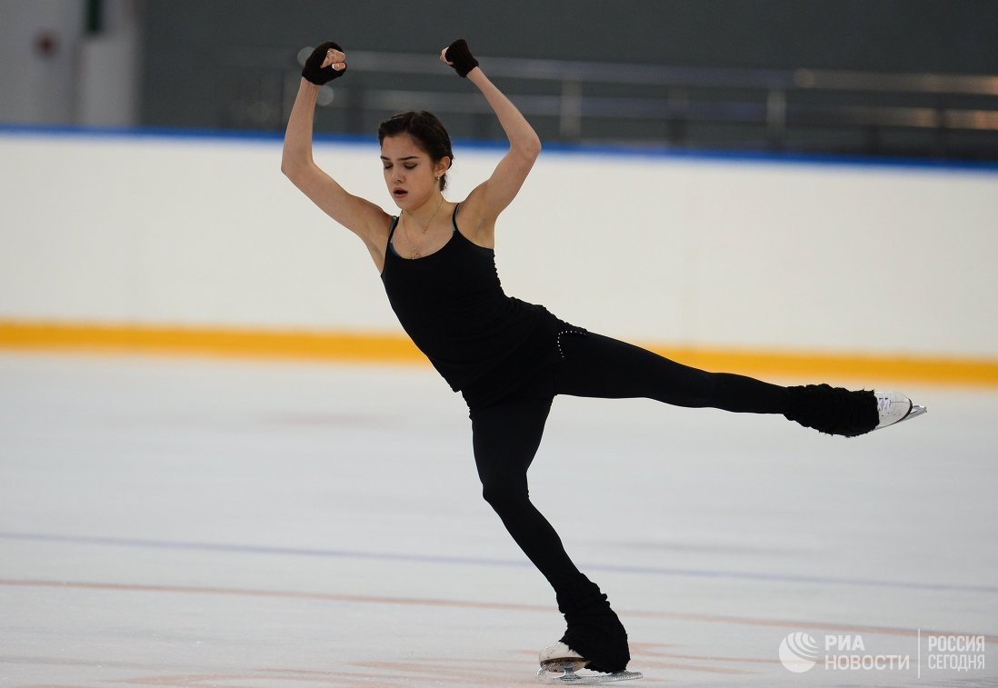 Евгения Медведева