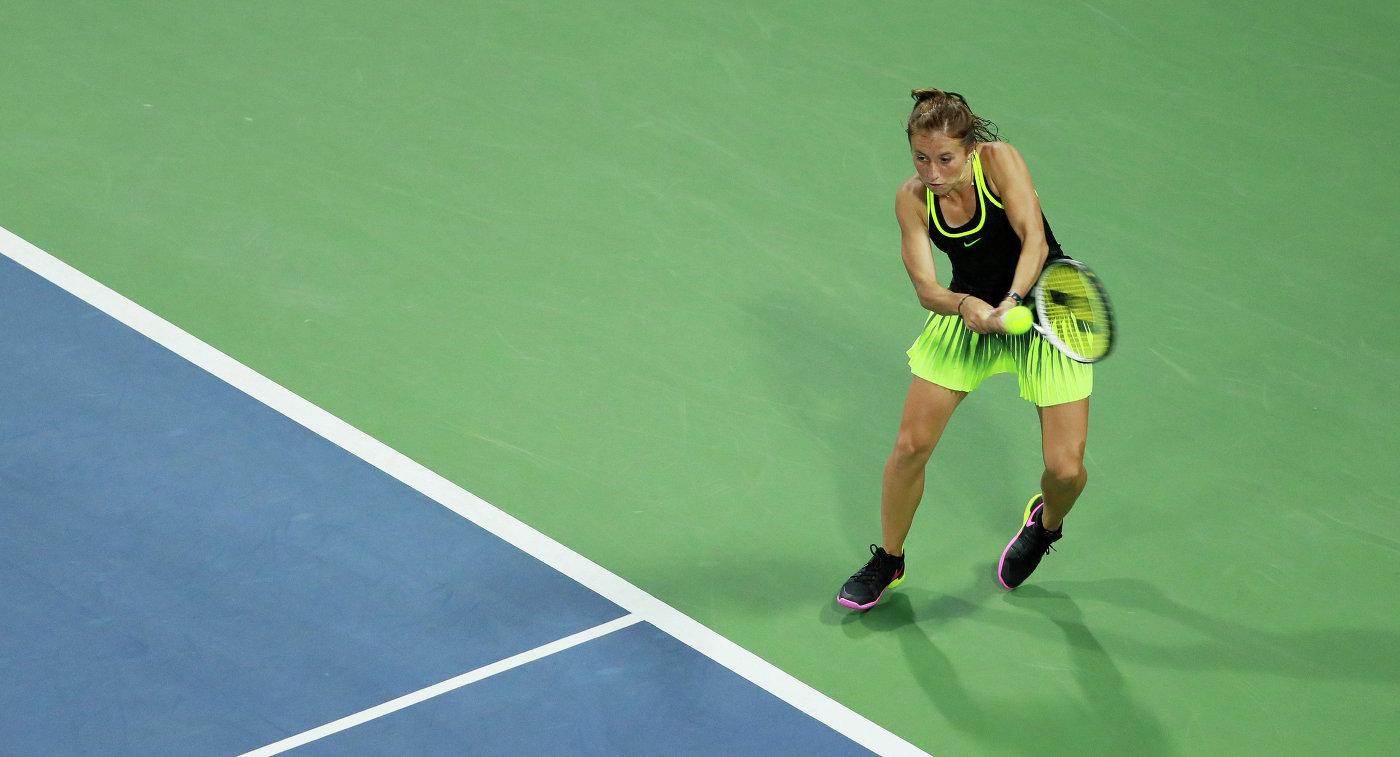 Победительница двух турниров WTA Анника Бек завершила карьеру в возрасте 24 лет