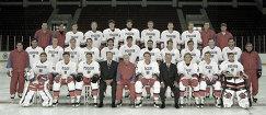 Сборная России по хоккею, 1996 год