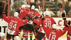 Сборная Канады на Кубке мира по хоккею 1996 года