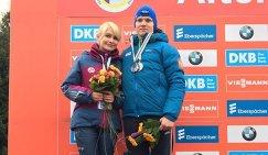 Наталия Гарт и Роман Репилов (слева направо)