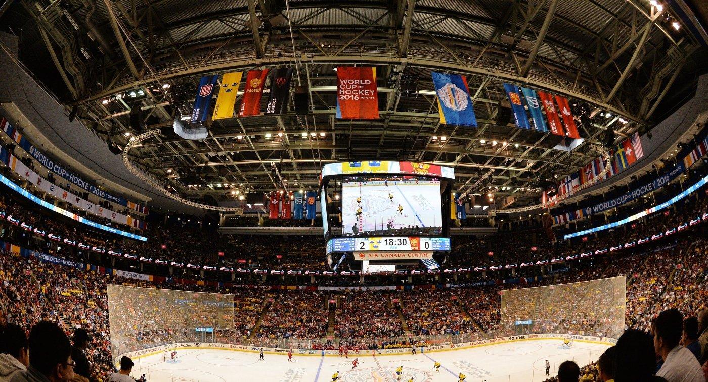 Хоккей. Кубок мира. Матч Швеция - Россия