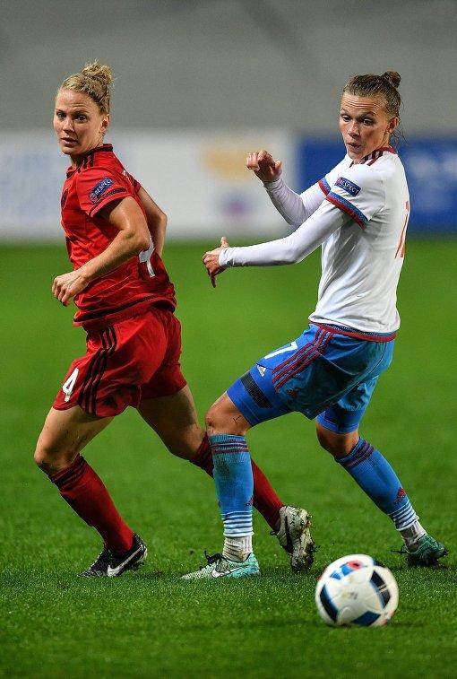 это футбол женщины россия-хорватия 2017 екатерина пантюхина успехов можно