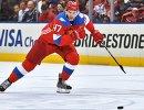 Защитник сборной России Алексей Марченко