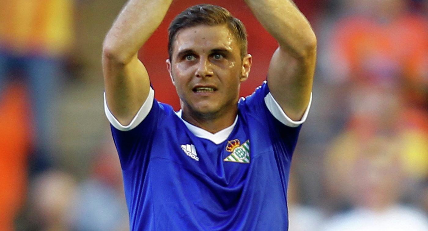 36-летний Хоакин Санчес подписал новый договор с«Бетисом»