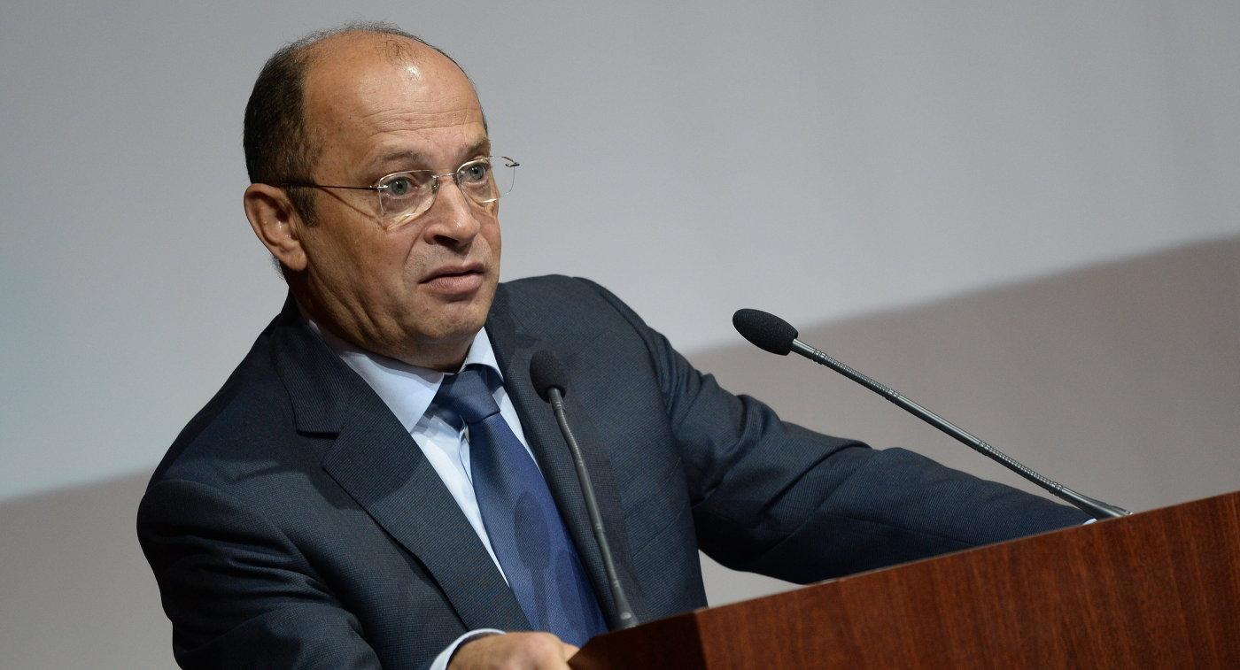 Президент Российской футбольной премьер-лиги Сергей Прядкин