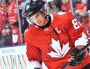 Нападающий сборной Канады Сидни Кросби