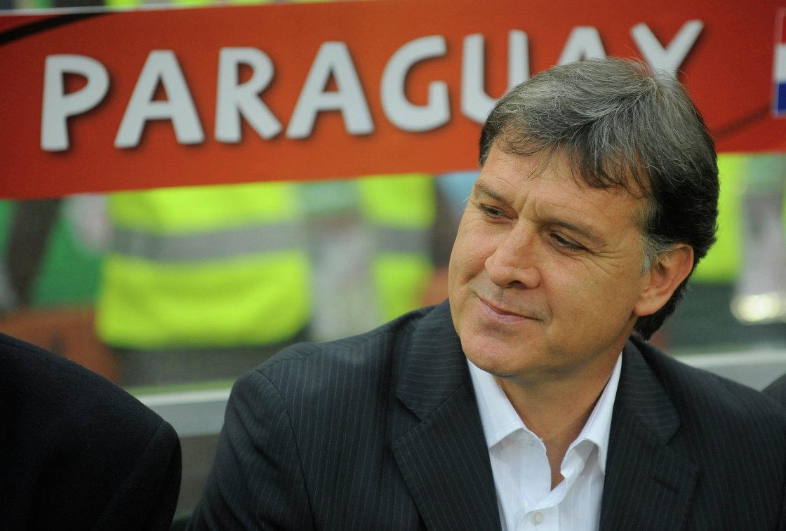 """Бывший наставник """"Барселоны"""" и сборной Аргентины Мартино признан тренером года в MLS"""