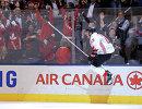 Нападающий сборной Канады Брэд Маршанд