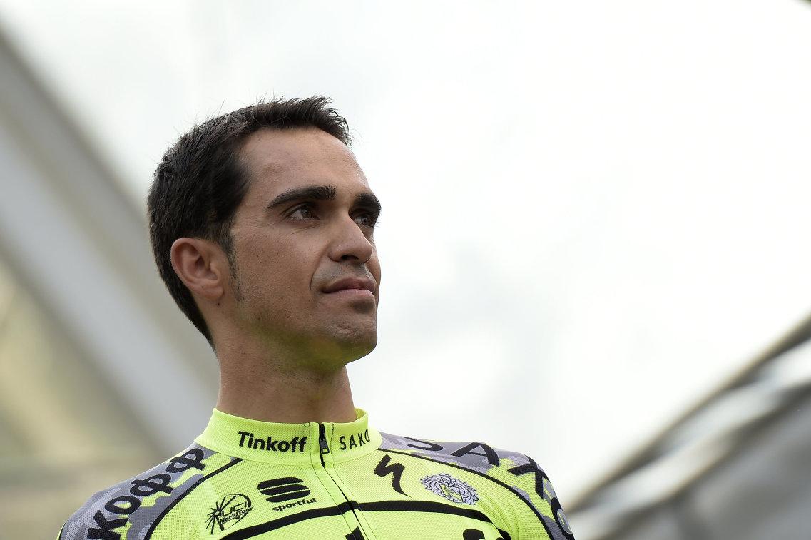 """Тур де Франс-2015"": презентация на каналах Утрехта и канарейка для Контадора"